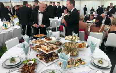 corporate catering