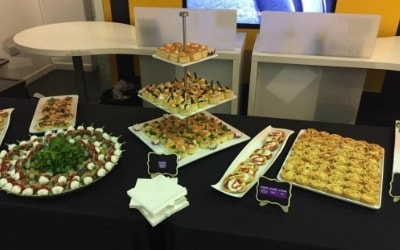 Corporate Catering Product Launch