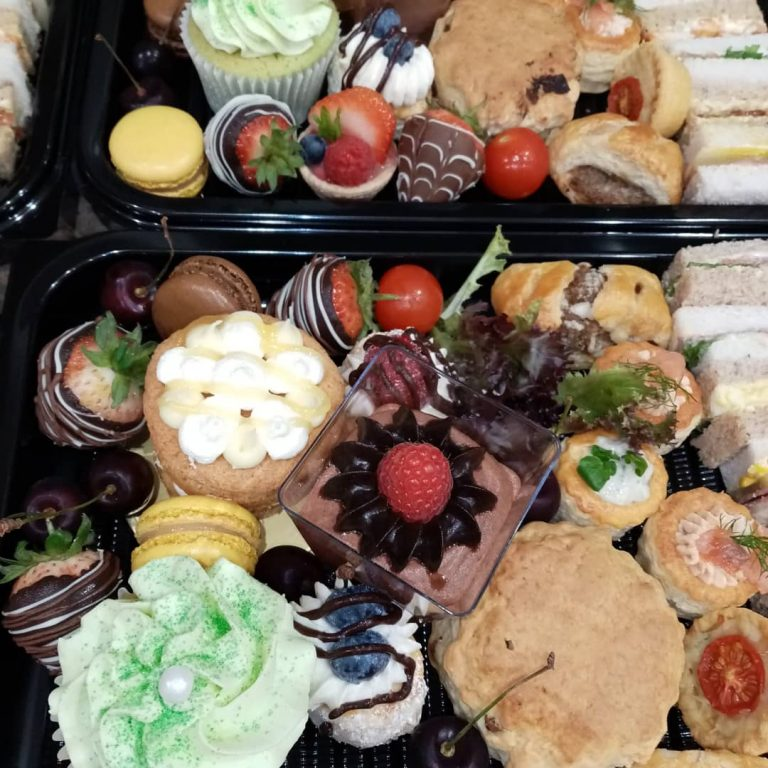 Afternoon Tea Delivery Worcestershire