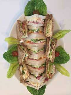 Sandwich Platter Catering in Worcestershire