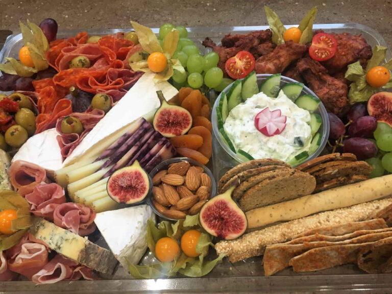 Antipasti Sharing Platters Delivered