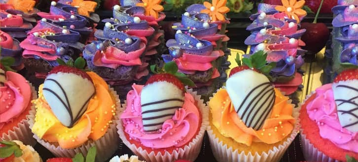 Sweet Treats Cakes Event catering Worcestershire